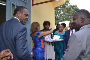 Lancement CCSC, inauguration bureaux