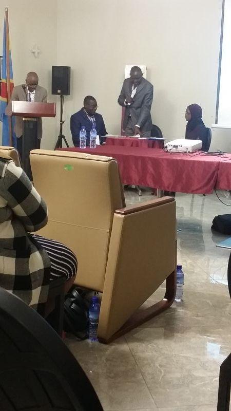 Congrès Kolwezi:  réponse aux questions