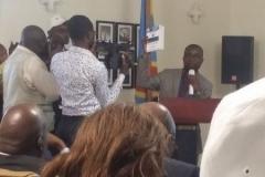 Congrès Kolwezi: présentation du livret