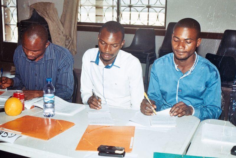 Participants formation sur les ordinogrammes