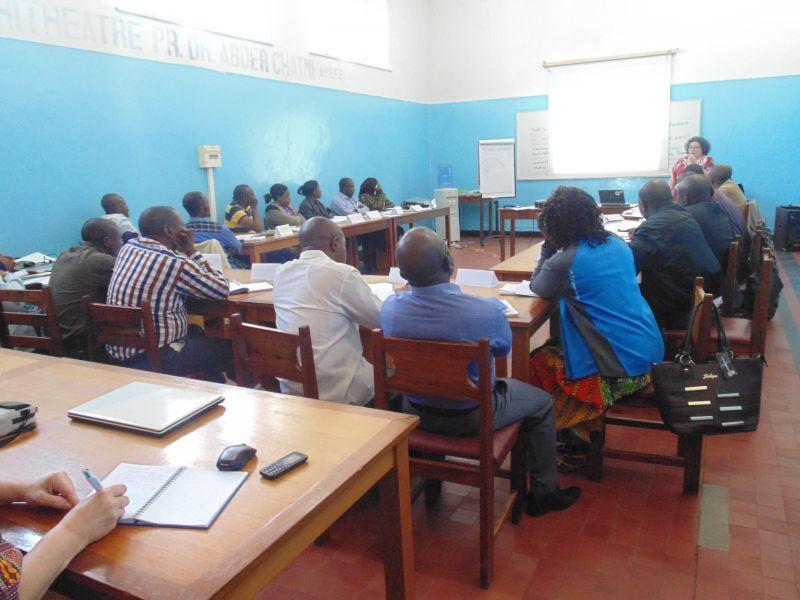 Atelier recherche action plénière