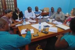 Atelier recherche action travaux de groupe CS Sainte Bernadette