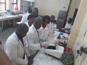 Formation sur la validation des résultats d'analyses médicales