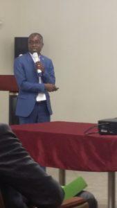Directeur Général ISTM Kolwezi