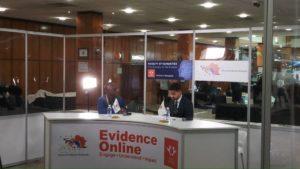 Evidence, interview du Directeur du CCSC