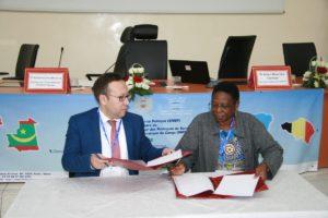 Collaboration SUD-SUD et NORD en santé: signature de la convention entre ENSP-Rabat et l'ESP UNILU