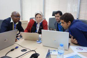 Atelier sur la contextualisation des données probantes: Travaux en groupe pour élaborer des notes politiques