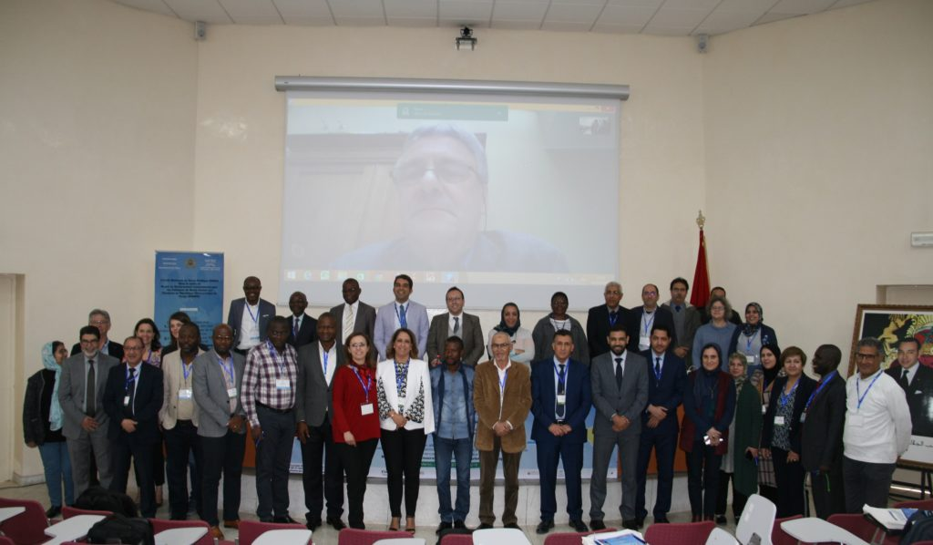 Workshop local health systems: group picture