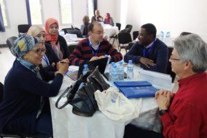Atelier sur la contextualisation des données probantes: Travail en groupe