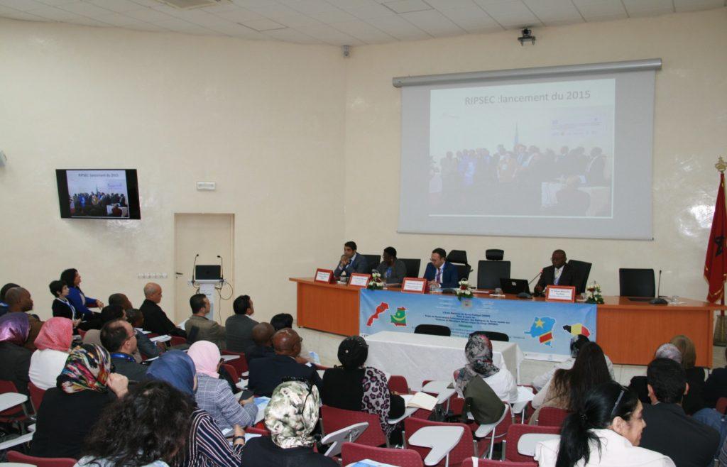 Collaboration SUD-SUD et NORD en santé: présentation du Programme RIPSEC