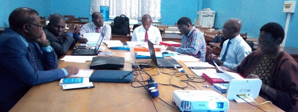 semaine RIPSEC: Réunion du conseil d'administration