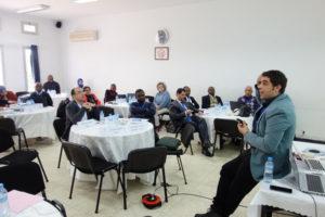 Atelier sur la contextualisation des données probantes: Présentation Dr Zakaria